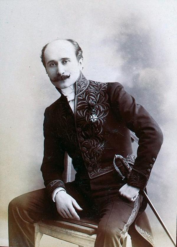 Edmond Rostand, 1903