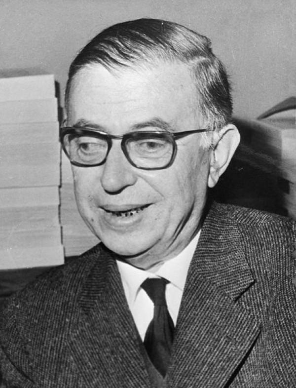 Jean-Paul Sartre, 1965