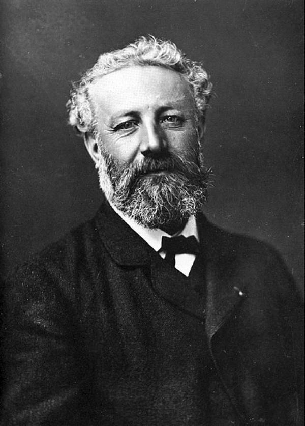 Jules Verne par Félix Nadar, 1878