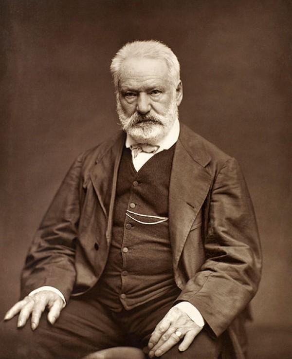 Victor Hugo par Étienne Carjat, 1876