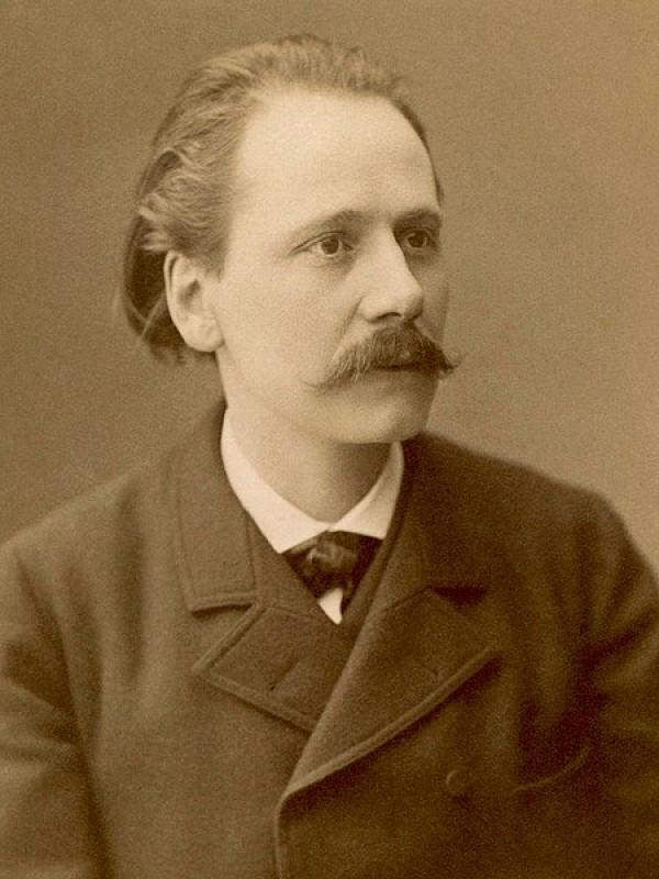 Jules Massenet par Eugène Pirou, 1895