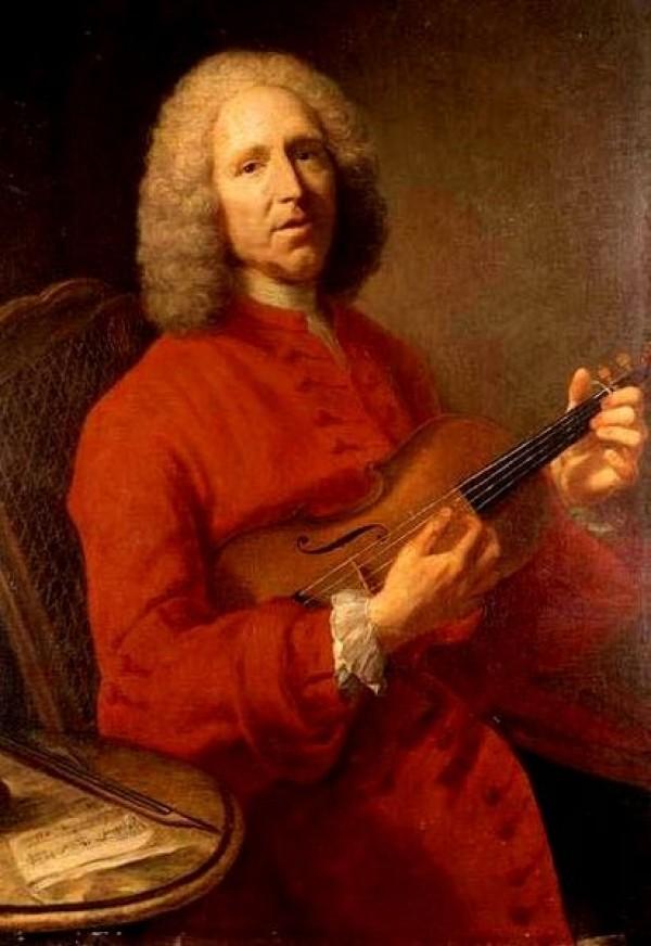 Jean-Philippe Rameau par Jean-Baptiste Siméon Chardin, 1728