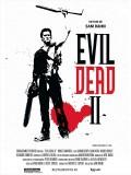 Evil Dead 2, affiche version restaurée