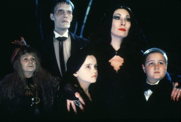 Judith Malina, Christopher Lloyd, Christina Ricci, Anjelica Huston, Jimmy Workman
