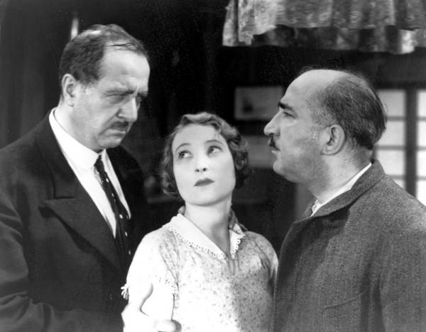 Raimu, Orane Demazis, Fernand Charpin