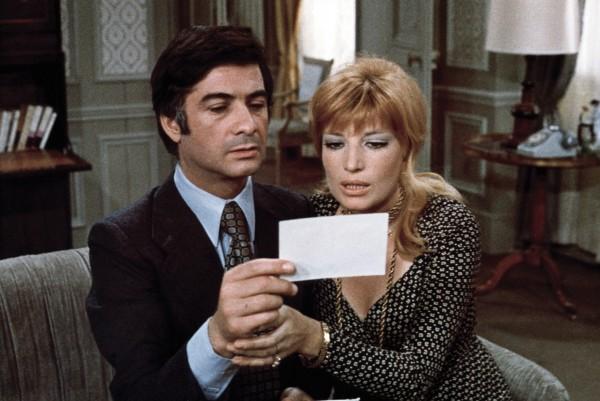 Jean-Claude Brialy, Monica Vitti
