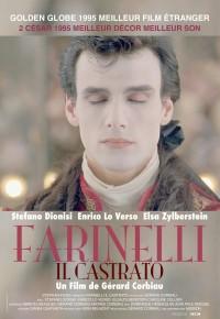 Farinelli, affiche version restaurée
