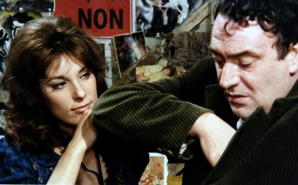 Bernadette Lafont, Julien Guiomar