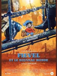 Fievel et le Nouveau Monde, Affiche