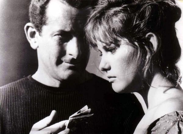 Riccardo Garrone, Claudia Cardinale