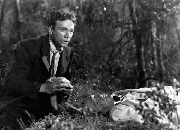 Dane Clark, Lloyd Bridges