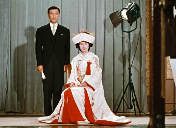 Keiji Sada, Setsuko Hara