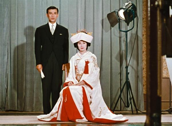 Keiji Sada (Shotaru Goto), Yôko Tsukasa (Ayako Miwa)