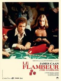 Le Flambeur, affiche version restaurée