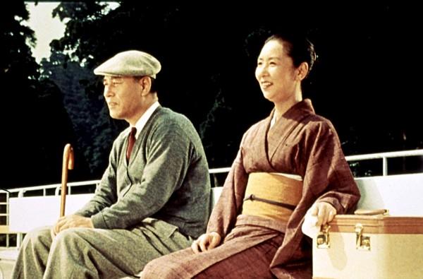 Shin Saburi, Kinuyo Tanaka