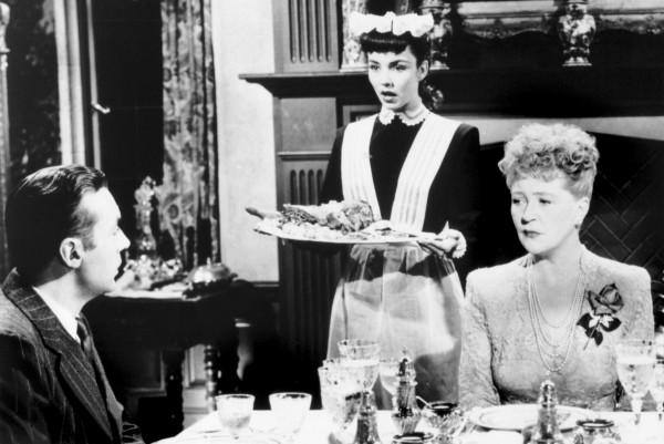 Charles Boyer, Jennifer Jones, Helen Walker