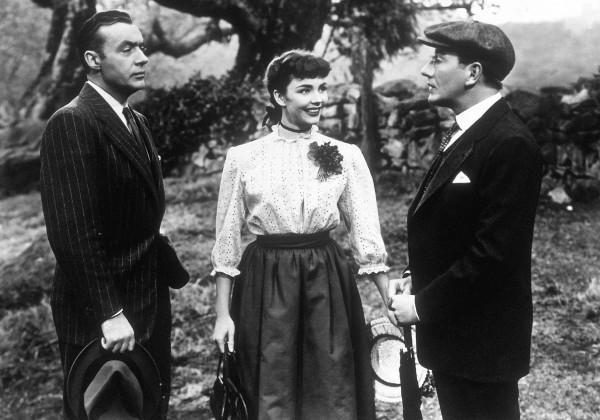 Charles Boyer, Jennifer Jones, Richard Haydn