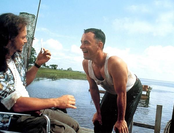 Garry Sinise, Tom Hanks