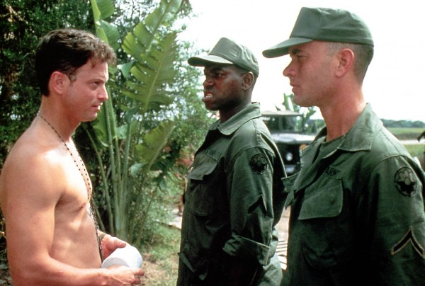Garry Sinise, Mikelti Williamson, Tom Hanks