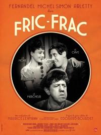 Fric-Frac, Affiche