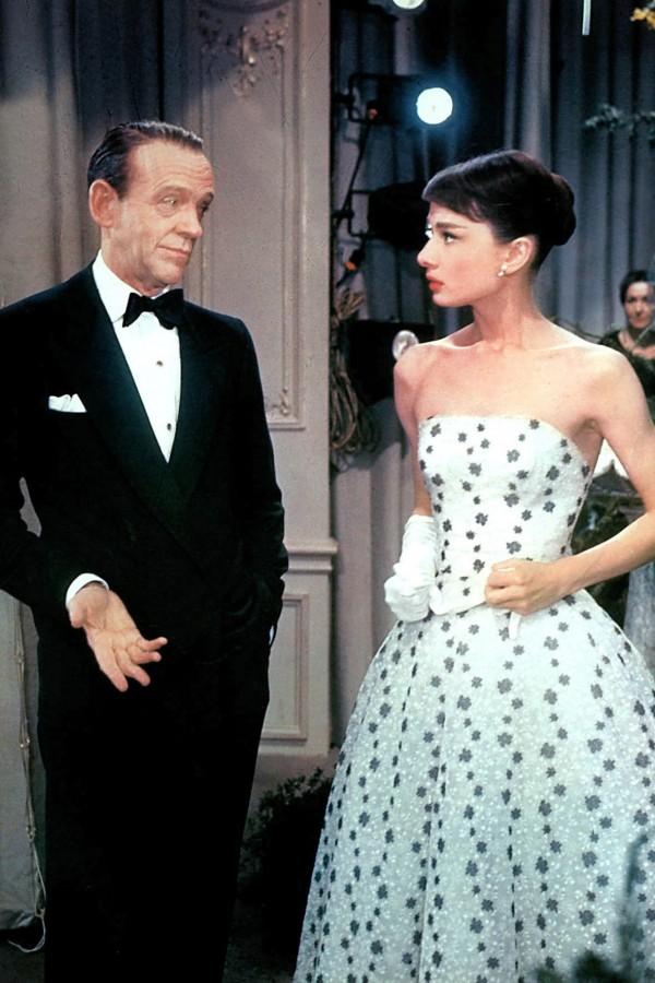 Fred Astaire, Audrey Hepburn