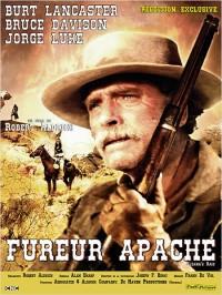 Fureur apache : Affiche