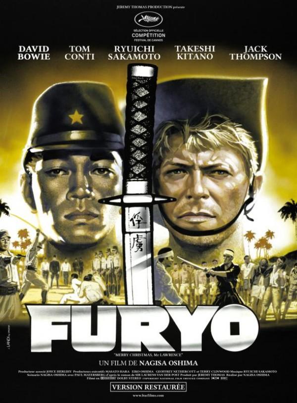 Furyo : Affiche