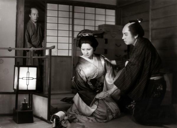 Personnage, Kyôko Kagawa, Kazuo Hasegawa