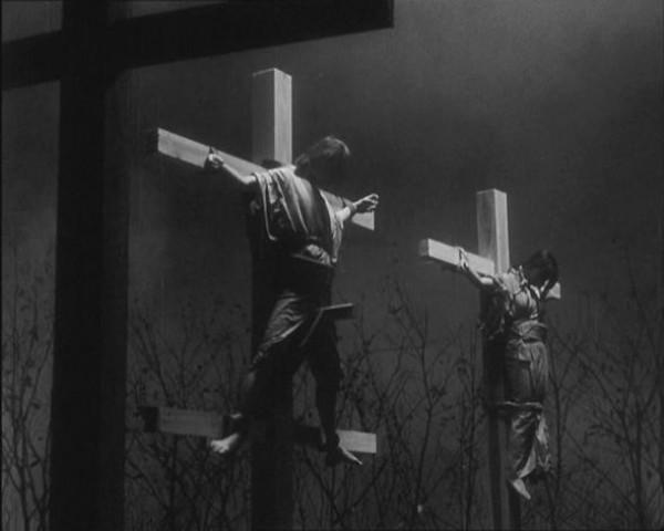 Les Amants crucifiés