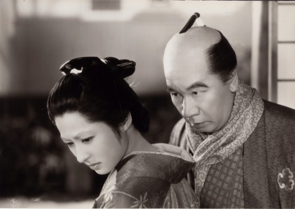 Kyôko Kagawa, Eitarô Shindô