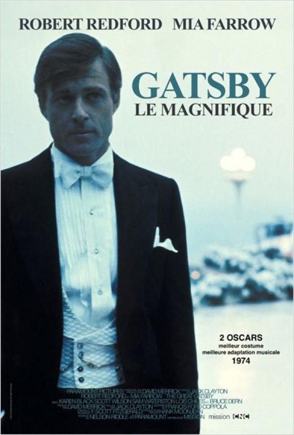 Gatsby le magnifique : Affiche