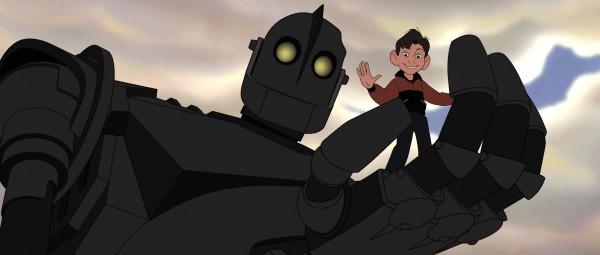 Hogarth et le géant de fer