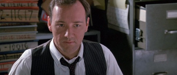 Kevin Spacey (John Williamson)