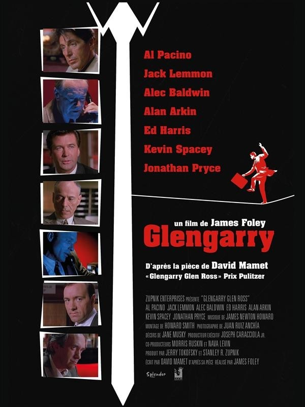 Glengarry, affiche