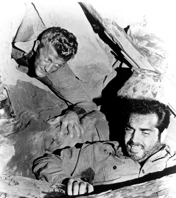 Kirk Douglas, Richard Benedict