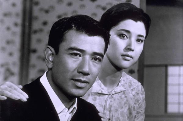 Shima Iwashita, Keiji Sada