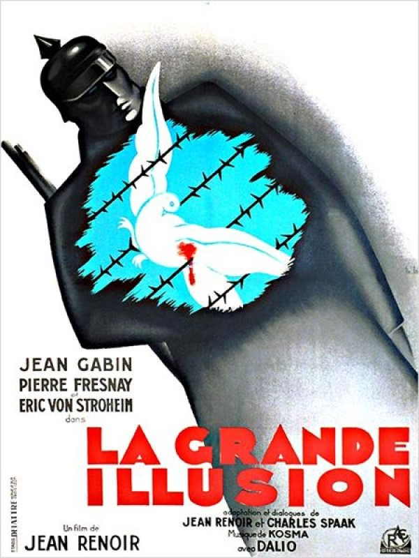 La Grande Illusion (Affiche 1937)