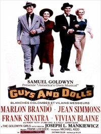 Guys and dolls : Affiche