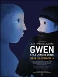 Gwen, le livre de sable, affiche