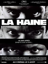 La Haine, affiche