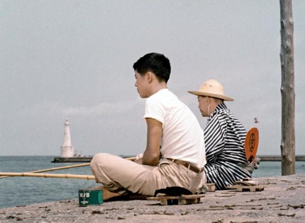 Hiroshi Kawaguchi, Ganjirô Nakamura