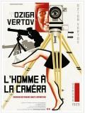 L'homme à la caméra, Affiche version restaurée