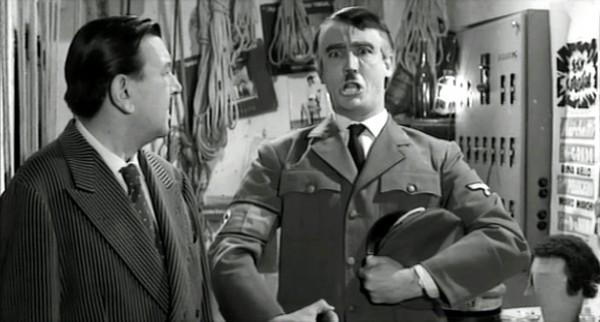 Personnage, Vittorio Gassman