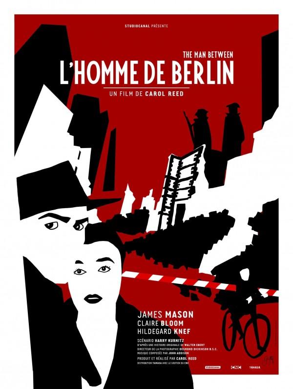 L'homme de Berlin, affiche version restaurée