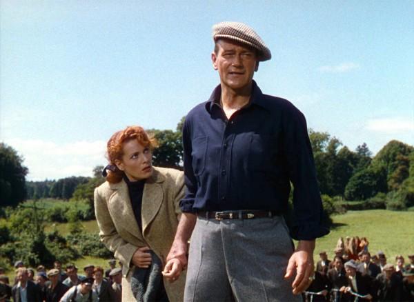 Maureen O'Hara, John Wayne