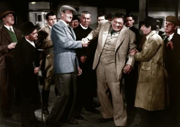 John Wayne, Victor McLaglen