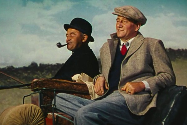 Barry Fitzgerald, John Wayne