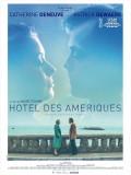 Hôtel des Amériques, affiche version restaurée