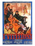 I Vitelloni, affiche italienne