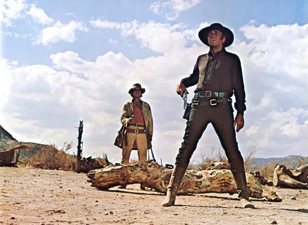 Charles Bronson, Henry Fonda